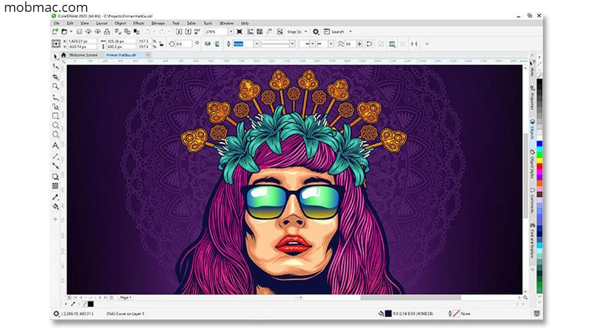 Coreal draw free activation code