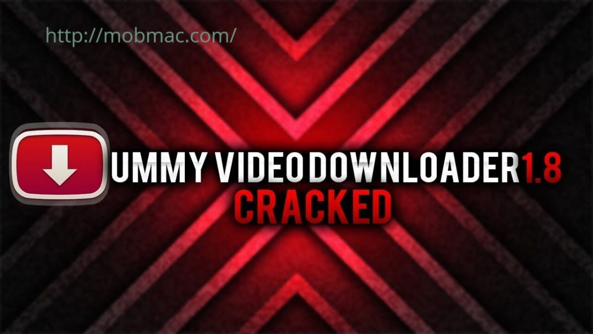 Ummy Video Downloader Full Crack Download cover